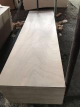 Plywood Okoumé Gaboon, Okaka, Azouga ISO-9000 - Okoume Plywood Door Skin Panel, 3 x 750/850 x 2150 mm