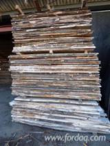 Laubholz  Blockware, Unbesäumtes Holz Frankreich - KD Cherry Loose Timber 18-80 mm - 190 m3 /10 000 Euro the entire lot
