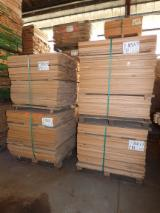 France Sawn Timber - KD Beech Planks 27;34;52 mm