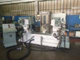End cut-off boring and milling machine automatic, double