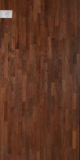Panneaux En Bois Massifs Chine - Vend Panneau Massif 1 Pli Noyer Noir 3-60 mm