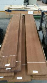 Sliced Veneer Wenge For Sale Italy - Raw Wenge Rifted Sliced Veneer