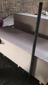 Okoume Plywood For Interior Doors, 3.6 x 850 x 2050 mm