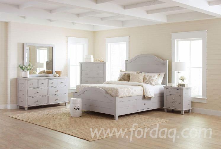 Radiata Pine Bedroom Set (Country Style)