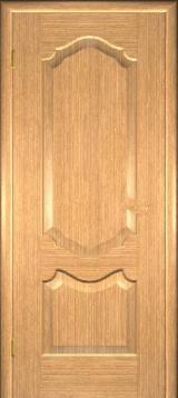 Veneered HDF Door Skin Panel