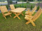Garden Furniture - Acacia Garden Sets