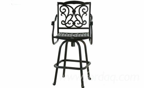 Aluminium Table and Chairs