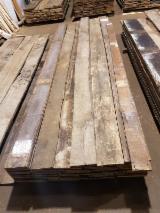 Pavimentazione In Legno Massiccio in Vendita - Vendo FSC Rovere 20-30 mm