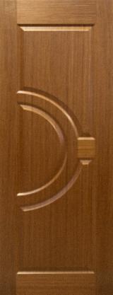 Teak Veneer Door Panel