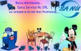 Vendo Aspiratori SANU SRL Nuovo Romania