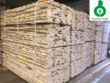 Laubholz  Blockware, Unbesäumtes Holz Gesuche - Loseware, Roteiche