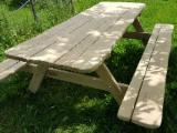 Gartenmöbel Zu Verkaufen - Tischbänkesitzgruppen Picnic table Bordænkesæt Table de pique-nique Stoły piknikowe