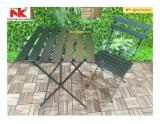 Garden Furniture For Sale - FSC Solid Acacia Folding Garden Furniture Set