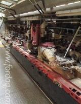 null - Used Weinig HYDROMAT 23SP 1999 Moulding Machines For Three- And Four-side Machining For Sale France