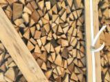 薪炭材-木材剩余物 薪碳材 未开裂原木 - 劈好的薪柴-未劈的薪柴 薪碳材/未开裂原木 榉木