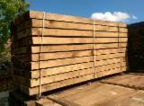 null - F1 Hardwood Railway Sleepers, 100 x 200 x 2400 mm