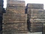 Laubschnittholz, Besäumtes Holz, Hobelware  Zu Verkaufen Deutschland - Eichenschwellen, gebraucht, unbehandelt