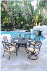 批发庭院家具 - 上Fordaq采购及销售 - 花园套装, 设计, 5 片 每个月