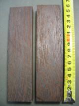 Laubschnittholz, Besäumtes Holz, Hobelware  Zu Verkaufen Estland - Bretter, Dielen, Wenge, Vakuum Getrocknet