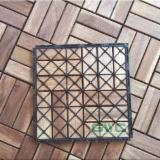 Vietnam Exterior Decking - Acacia Exterior Decking Tiles 19 mm