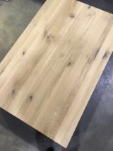 Kenarından Lamine Paneller Talepleri - 1 Ply Solid Wood Panel, Meşe