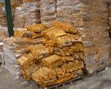 Firewood, Pellets And Residues - Good Quality Kiln Dried Spruce Firewood from Ukraine