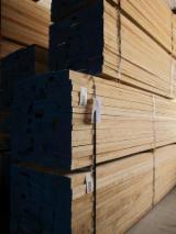 KD White Ash S4S Planks