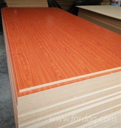 Melamine-Paper-Faced-MDF-Board