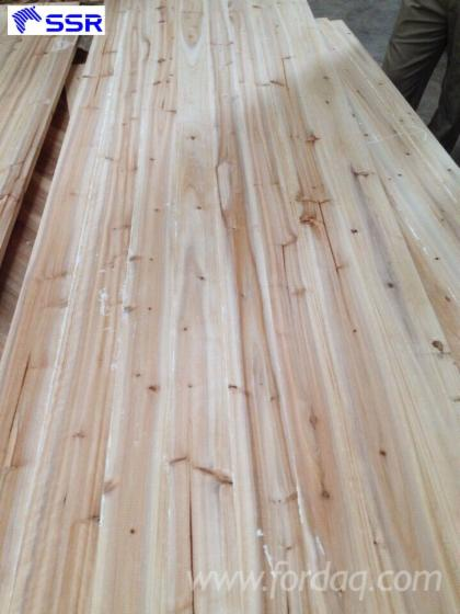 White Cedar Lumber ~ Cedar fj edge glued panels