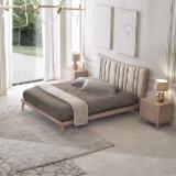 Schlafzimmermöbel Zu Verkaufen - Zeitgenössisches Esche (Weiß-) Schlafzimmerzubehör Toscana Italien zu Verkaufen