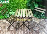 Mobili Da Giardino in Vendita - Vendo Set Da Giardino Kit - Assemblaggio Fai Da Te Latifoglie Europee Acacia