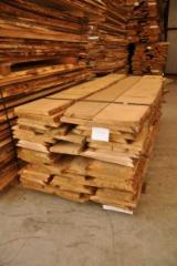 Hardwood  Unedged Timber - Flitches - Boules - KD Tilia Loose Timber, 25 mm Thick