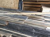 Latvia Sawn Timber - Pine/ Spruce Antique Planks, 30.5+ mm Thick