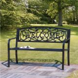Garden Furniture - Aluminium Garden Benches