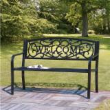 Garden Furniture - Aluminium Garden Benches