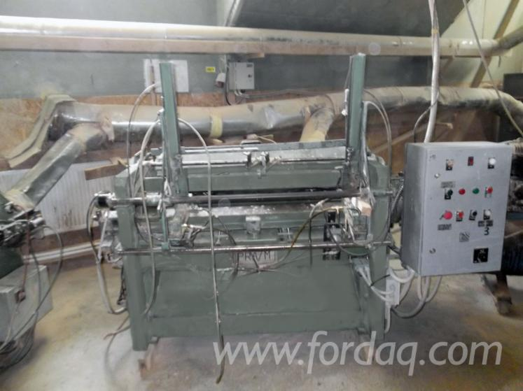 Used-Sibo-2013-Moulding-Machines-For-Three--And-Four-side-Machining-For-Sale