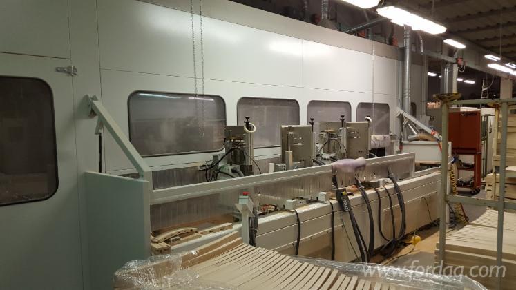 CNC-Machining-Center-BACCI-TWIN-JET-%E6%97%A7