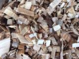 Firewood, Pellets And Residues - Wood Chips From Used Wood