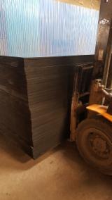 Plywood - Black Film Faced Poplar Plywood, MR Glue, 18 mm