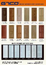 Holzfaserplatten Mit Mittlerer Dichte (MDF), Türblätter