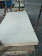 Bleached Poplar Plywood For Decoration