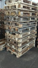 Pallet Pallets And Packaging - New Siberian Pine Pallets