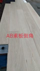 We Produce Unifinished Oak Flooring, 15+ mm