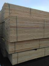 Douglas Fir Dried Boards for Building, 25+ mm thick