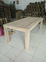 Wholesale Garden Furniture - Buy And Sell On Fordaq - Recycled Teak Tables