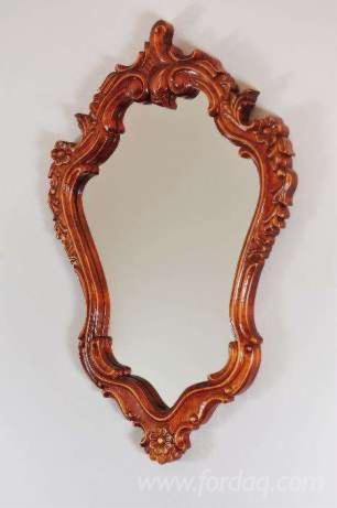 Wholesale Contemporary Tilia (Lime Tree) Mirrors Romania