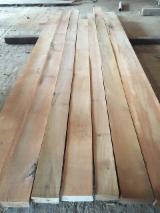 Hardwood  Sawn Timber - Lumber - Planed Timber Beech - KD Beech Planks, 50 mm thick