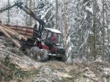 Forstmaschinen Forwarder - Valmet 840