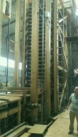 Produkcja  Płyt Wiórowych, Pilśniowych I OSB Shangai Używane Chiny