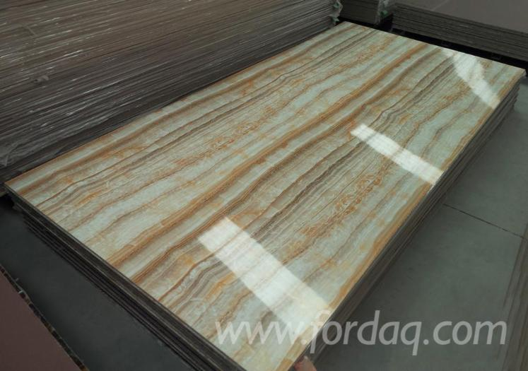 3.6mm PVC Marble Board For Interiro Wall Decoration /Ceiling/PVC Laminated Marbel Sheet